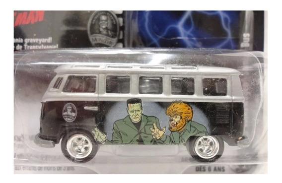 Johnny Lightning 65 Volkswagen Samba Bus Kombi Solo Envios