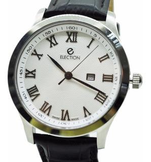 Reloj Election 13121 Hombre Original/nuevo Ctass/int