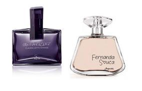 Perfume Claudia Leitte Intense + Fernanda Souza Jequiti