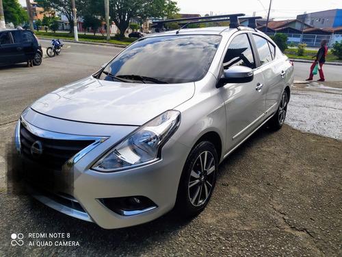 Nissan Versa 2019 1.6 Sl 16v Aut. (direct) 4p