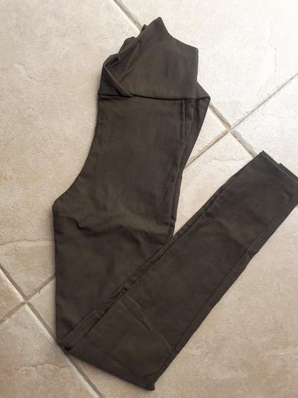 Babucha Pantalon Chupin C/ Picos Bengalina