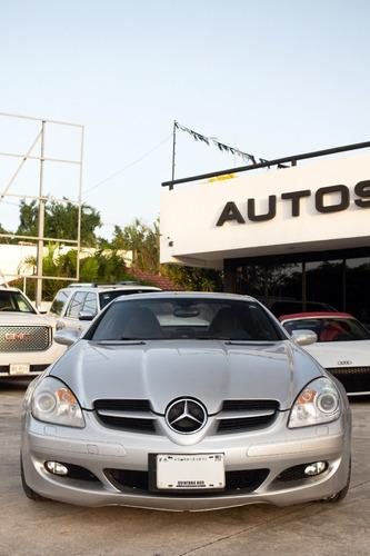 Imagen 1 de 10 de Mercedes Benz Slk 350 V6 At 2006