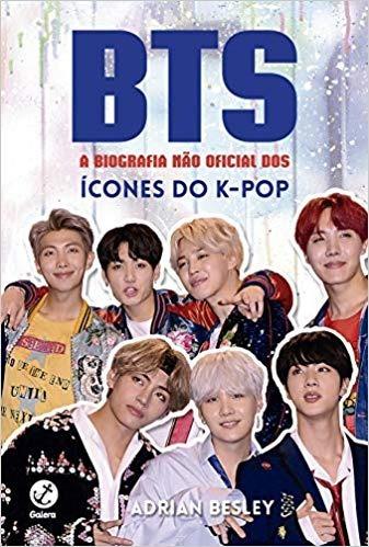 Livro Bts A Biografia Não Oficial Dos Ícones Do K-pop