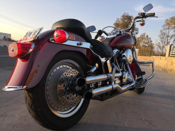Harley Davidson Fat Boy 2001 1400cc