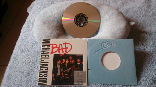 Michael Jackson - Bad - Visionary - Cd / Dvd