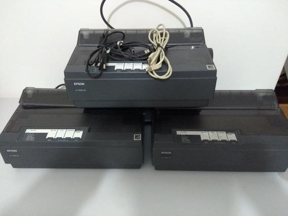 Impressora Matricial Lx 300 Ll Com Usb
