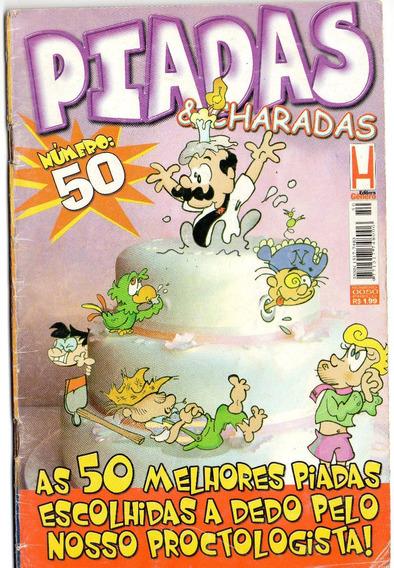 1 Revista De Piadas E Charadas N. 050 Usada
