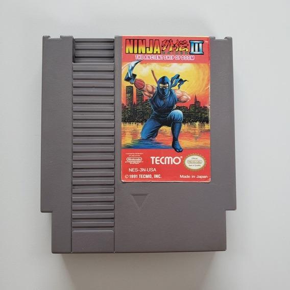 Ninja Gaiden 3 Nes Original Nintendinho