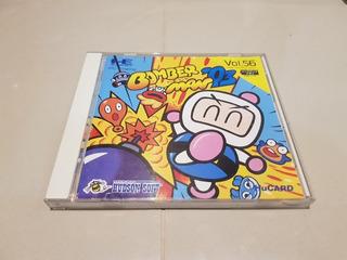 Bomberman 93 Pc Engine Original Hu Card Bomberman