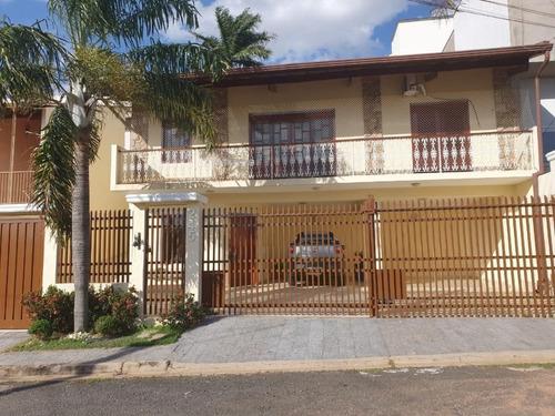 Casa Com 3 Dormitórios À Venda, 250 M² Por R$ 750.000 - Vila Nova Valinhos - Valinhos/sp - Ca1838