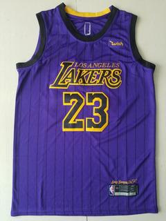 Lebron James #23 Lakers City Edicion New 2019 - A Pedido