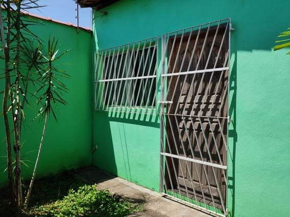 Solar Do Porto, Casa Linear 48 M², 2 Quartos, Sala, Cozinha, Área De Serviços Com Quintal Individual Com 200 M² - Ca00322