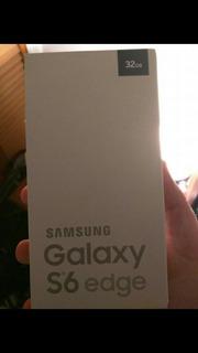 Samsung Galaxy S6 Edge 32gb Nuevo Sellado Libres Original