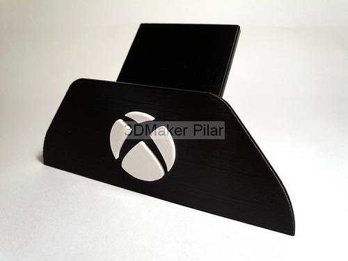 Base Ancha Soporte Stand Joysticks Xbox One A 2 Colores 3d
