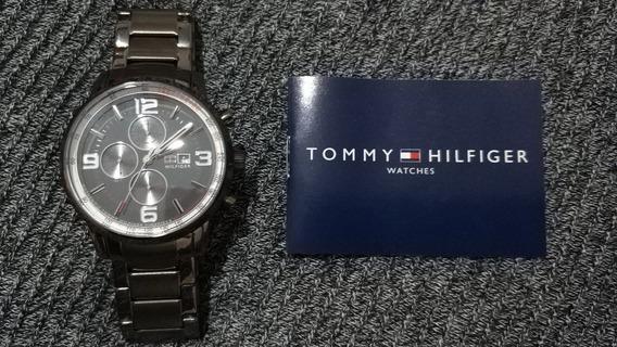 Relógio Tommy Hilfiger Original Nunca Usado C/ Caixa