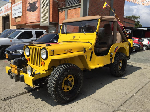Jeep Willys Modelo 52