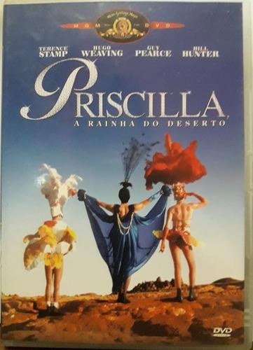 Imagem 1 de 4 de Dvd - Priscilla: A Rainha Do Deserto