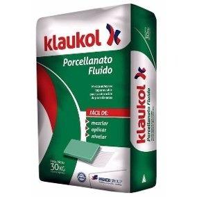Klaukol Porcellanato X 30 Kg. Envios Gratis!!!