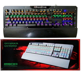Teclado Mecanico Gamer Mechanical Keyboard Modelo 2600
