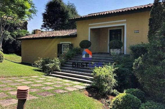 Casa Com 3 Dormitórios À Venda, 314 M² Por R$ 1.673.905 - Parque Dom Henrique - Cotia/sp - Ca0805