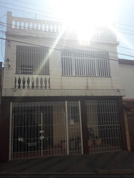 Casa Residencial À Venda, Chácara Belenzinho, São Paulo. - Ca3580
