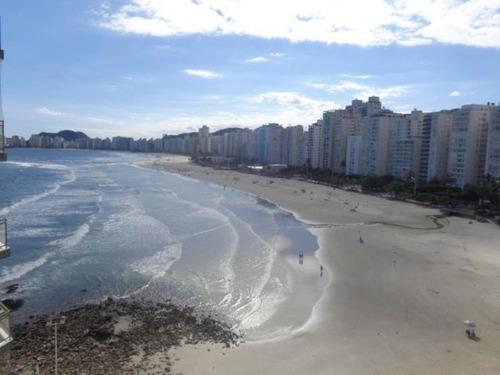 Apartamento Com 4 Dormitórios À Venda, 360 M² Por R$ 1.500.000,00 - Morro Do Maluf - Guarujá/sp - Ap1951 - 34708695