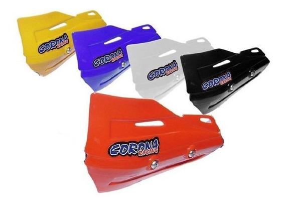 Plastico Do Protetor Mão Corona Modelo Novo (par)