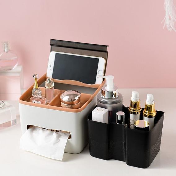 Organizador Multifuncional Porta Maquiagem Cosméticos Modern