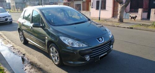 Imagen 1 de 8 de Peugeot 307 2.0 Hdi Xs Premium 110cv Mp3 2008