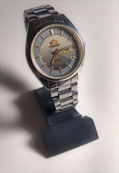 Relógio Masculino Orient Crystal Ky 469wa3-81ca