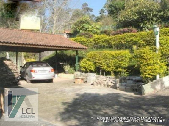 Chácara Com 4 Dormitórios À Venda, 1400 M² Por R$ 830.000,00 - Ressaca - Itapecerica Da Serra/sp - Ch0003