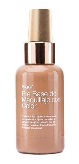 Crema Prebase De Maquillaje Con Color
