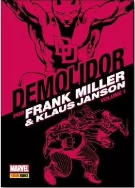 Demolidor Por Frank Miller & Klaus Janson - Vol 1