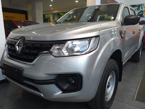 Renault Alaskan Confort 4x2 0km Financiacion Tasa 14,9% (ga)