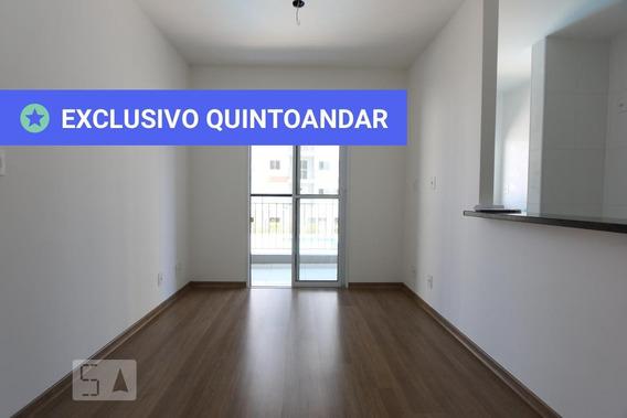 Apartamento No 1º Andar Com 1 Dormitório E 1 Garagem - Id: 892955230 - 255230