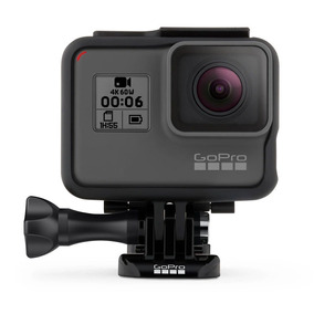 Câmera Digital Gopro Hero 6 Black Edition Chdhx-601