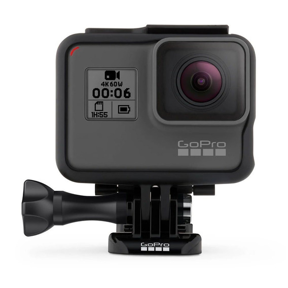 Câmera Digital Gopro Hero 6 Black Edition Chdhx-601
