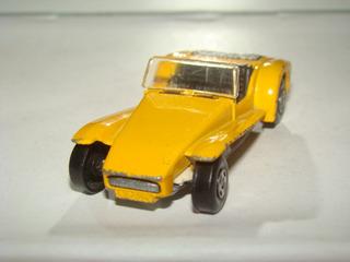 Matchbox Nº60 Lotus Super Seven B041