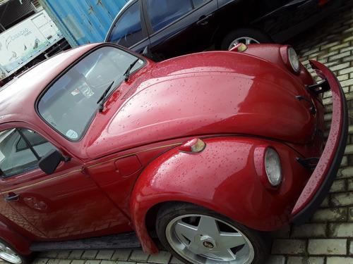 Fusca Ano 1995 1600cc Vermelho