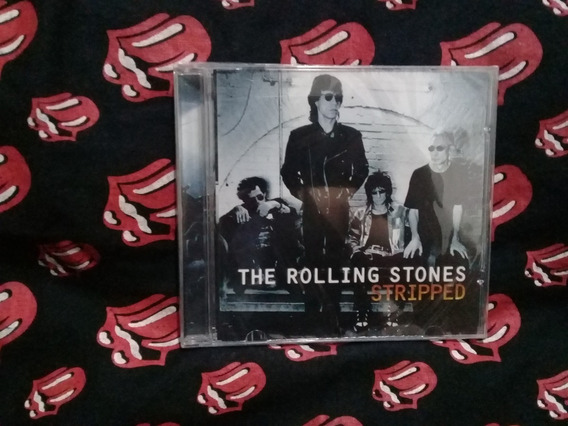Cd Rolling Stones - Stripped