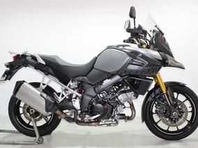 Suzuki - V Strom 1000 Abs - 2017 Cinza