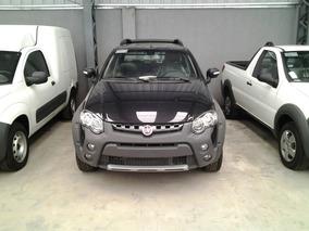 Fiat Strada Adventure Pack Xtreme 0km Gris Entrega Pactada