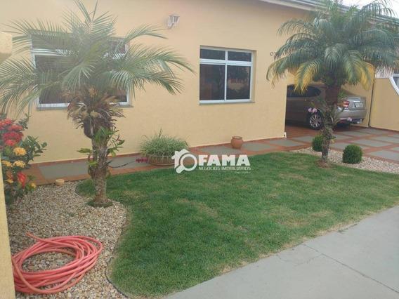 Casa À Venda, 115 M² Por R$ 510.000,00 - Condomínio Chácara Porto Do Sol - Paulínia/sp - Ca1862