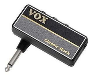 Amplug Vox Classic Rock Amplificador De Guitarra P/audifonos
