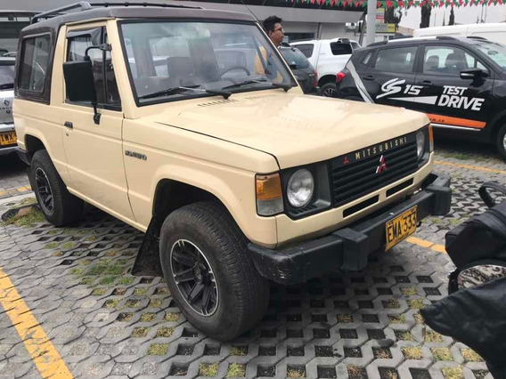 Mitsubishi Montero 4x4 2.600 Estándar