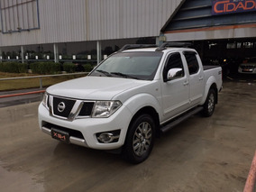 Nissan Frontier 2014, 2.5 Sl, Cabine Dupla, 4x4, Automatico