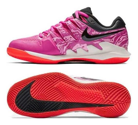 Nike Air Zoom Vapor X Hc Talle 36.5-, 37, - 37.5 -38- 39 -40