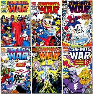 The Infinity War - La Guerra Del Infinito Comic Digital Pdf