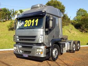 Iveco Stralis Hd 740-s42t 6x4 3e 2011