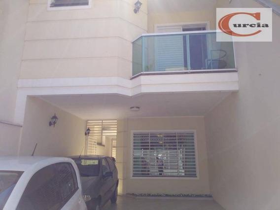 Casa Com 3 Dormitórios À Venda, 175 M² Por R$ 1.400.000 - Vila Mariana - São Paulo/sp - Ca0272